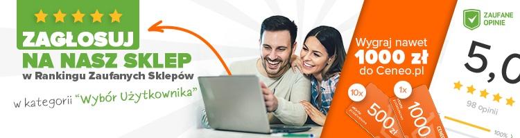 Oddaj głos na Neness.pl w Rankingu Zaufanych Sklepów Ceneo